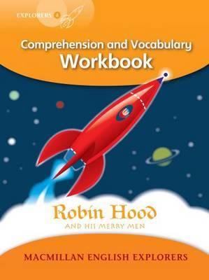 Explorers 4: Robin Hood Workbook by Louis Fidge