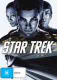 Star Trek XI DVD