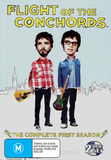 Flight of the Conchords - The Complete First Season DVD