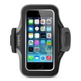 Belkin - Slim-Fit Plus Armband for iPhone 6 (Black)