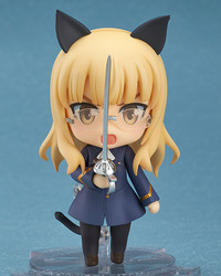 Strike Witches: Nendoroid Perrine Clostermann - Articulated Figure image