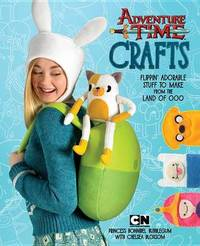 Adventure Time Crafts by Cartoon Network