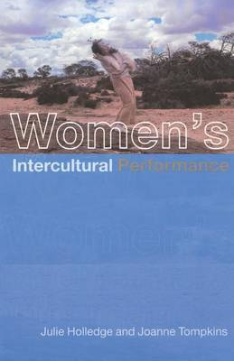 Women's Intercultural Performance by Julie Holledge image