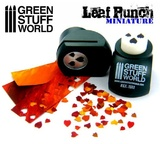 Green Stuff World - Miniature Leaf Punch (Dark Green)
