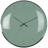 Karlsson Wall Clock - Dragonfly: Green
