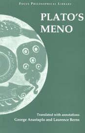 Meno by George Anastaplo