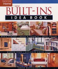 New Built-ins Idea Book by Sandor Nagyszalanczy image