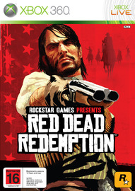 Red Dead Redemption for X360