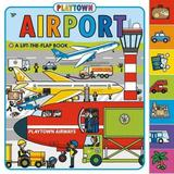 Playtown: Airport by Roger Priddy