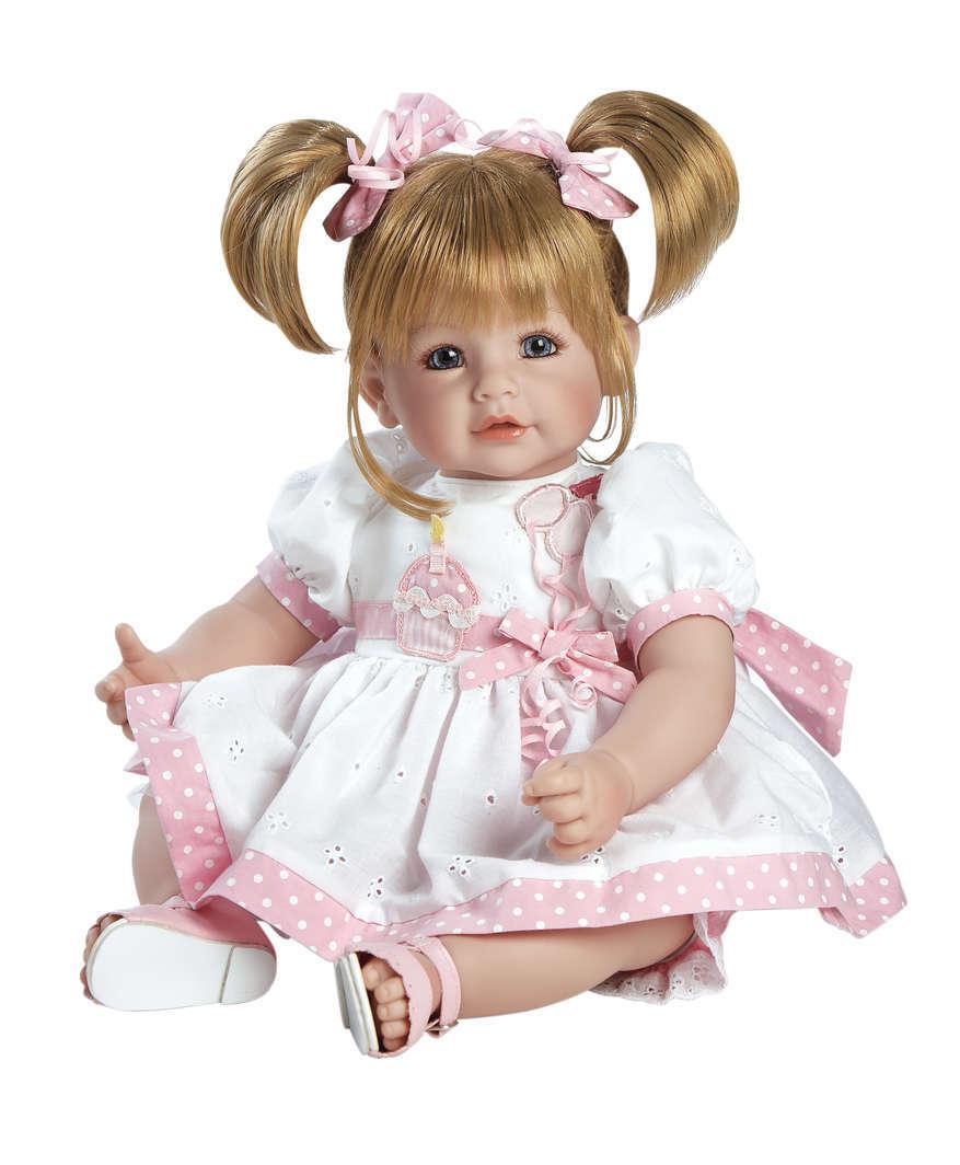 Adora: Toddler Time - Happy Birthday Baby (50.8cm) image