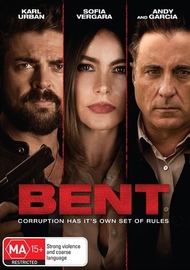 Bent on DVD image