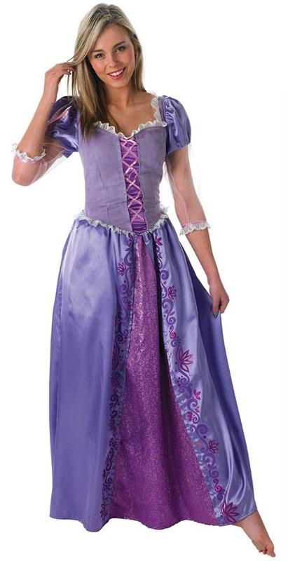 Disney: Rapunzel - Deluxe Costume (Medium)