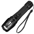Outdoor Zoomable Pocket LED Flashlight