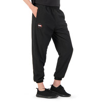 Canterbury: Womens Woven Crop Baggy Pant - Black (Size 14)