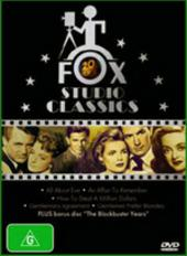 Studio Classic Collection (an Affair To Remember, All About Eve, Gentleman's Agreement, Gentlemen Prefer Blondes, How To Steal A on DVD
