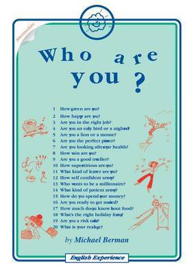 Who are You? by Michael Berman