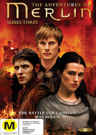 The Adventures of Merlin: The Complete Third Season on DVD