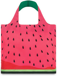 Loqi Shopping Tote Bag - Frutti Watermelon