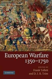 European Warfare, 1350-1750 image