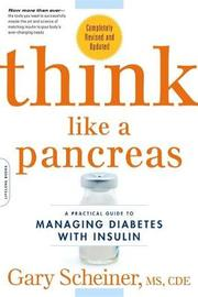 Think Like a Pancreas by Gary Scheiner