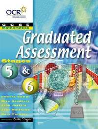 OCR Graduated Assessment GCSE Mathematics: Stages 5 & 6 by Mark Patmore image