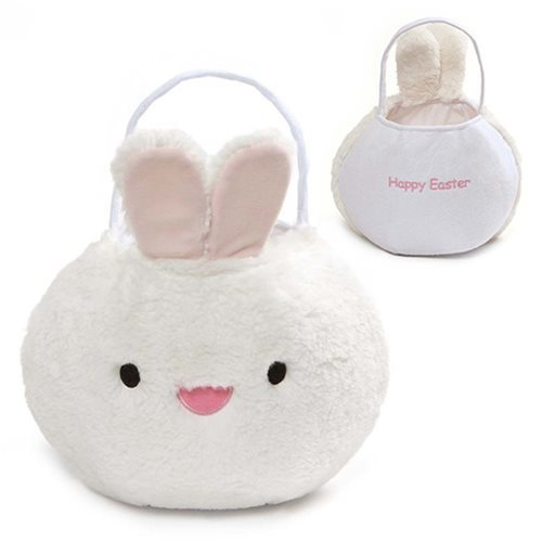 Gund: Bunny Plush - Easter Basket