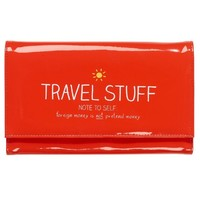 Happy Jackson Travel Stuff Document Holder