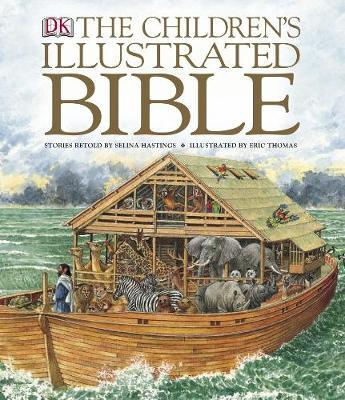 The Children's Illustrated Bible (large) by Selina Hastings image