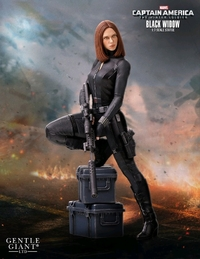 "Marvel: Black Widow - 9"" Scale Statue"