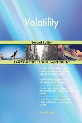 Volatility Second Edition by Gerardus Blokdyk image