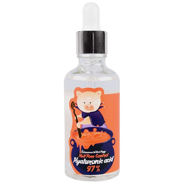 Elizavecca: Witch Piggy Hell Pore Control Hyaluronic Acid 97% (50ml)