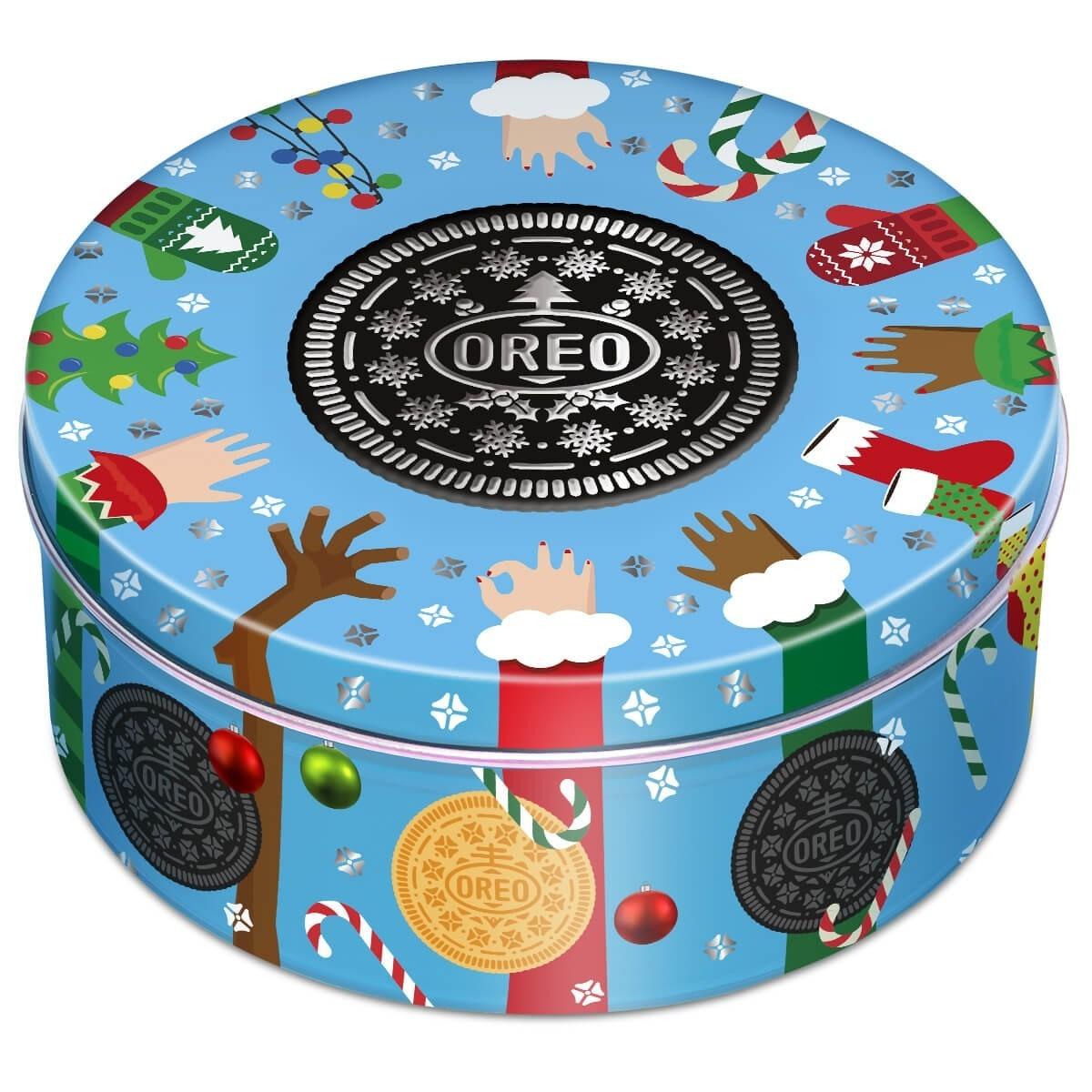 Cadbury Oreo Biscuit Tin 350g
