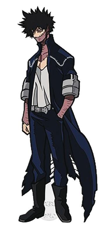 My Hero Academia: Dabi (#241) - Collectors FiGPiN
