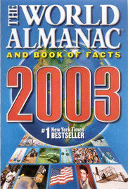 The World Almanac and Book of Facts: 2003 image