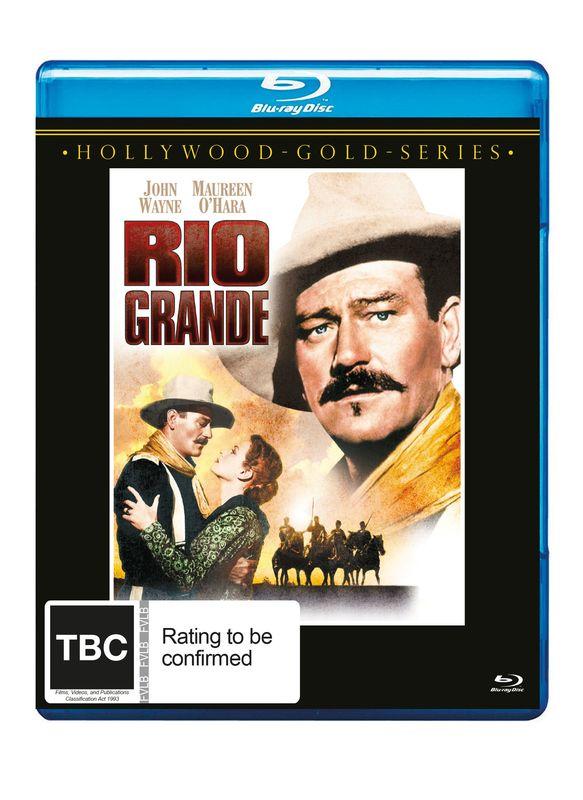 Rio Grande on Blu-ray