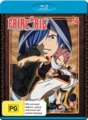 Fairy Tail - Collection 3 on Blu-ray