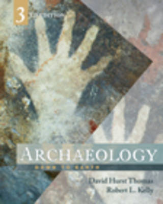Archaeology Down Earth 3e by KELLY