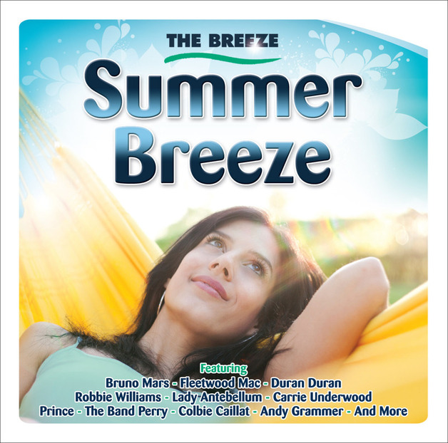Summer Breeze From The Breeze (2CD) by Various