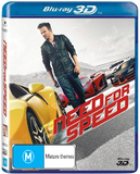 Need for Speed 3D DVD