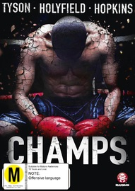 Champs on DVD
