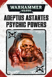 Adeptus Astartes: Psychic Powers