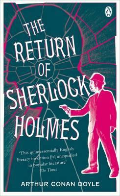 The Return of Sherlock Holmes by Arthur Conan Doyle image