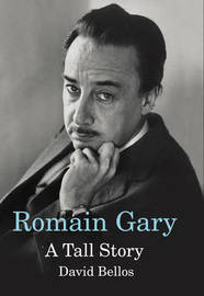 Romain Gary by David Bellos image