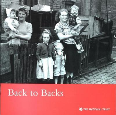Back to Backs, Birmingham by Chris Upton