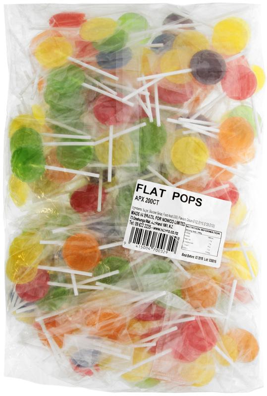 Nowco: Flat Pops (2.6kg)
