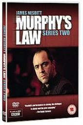 Murphy's Law - Series 2 (3 Disc Set) on DVD