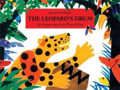 The Leopard's Drum image