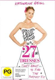 27 Dresses on DVD
