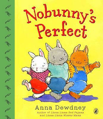 Nobunny's Perfect by Anna Dewdney image