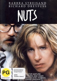 Nuts on DVD